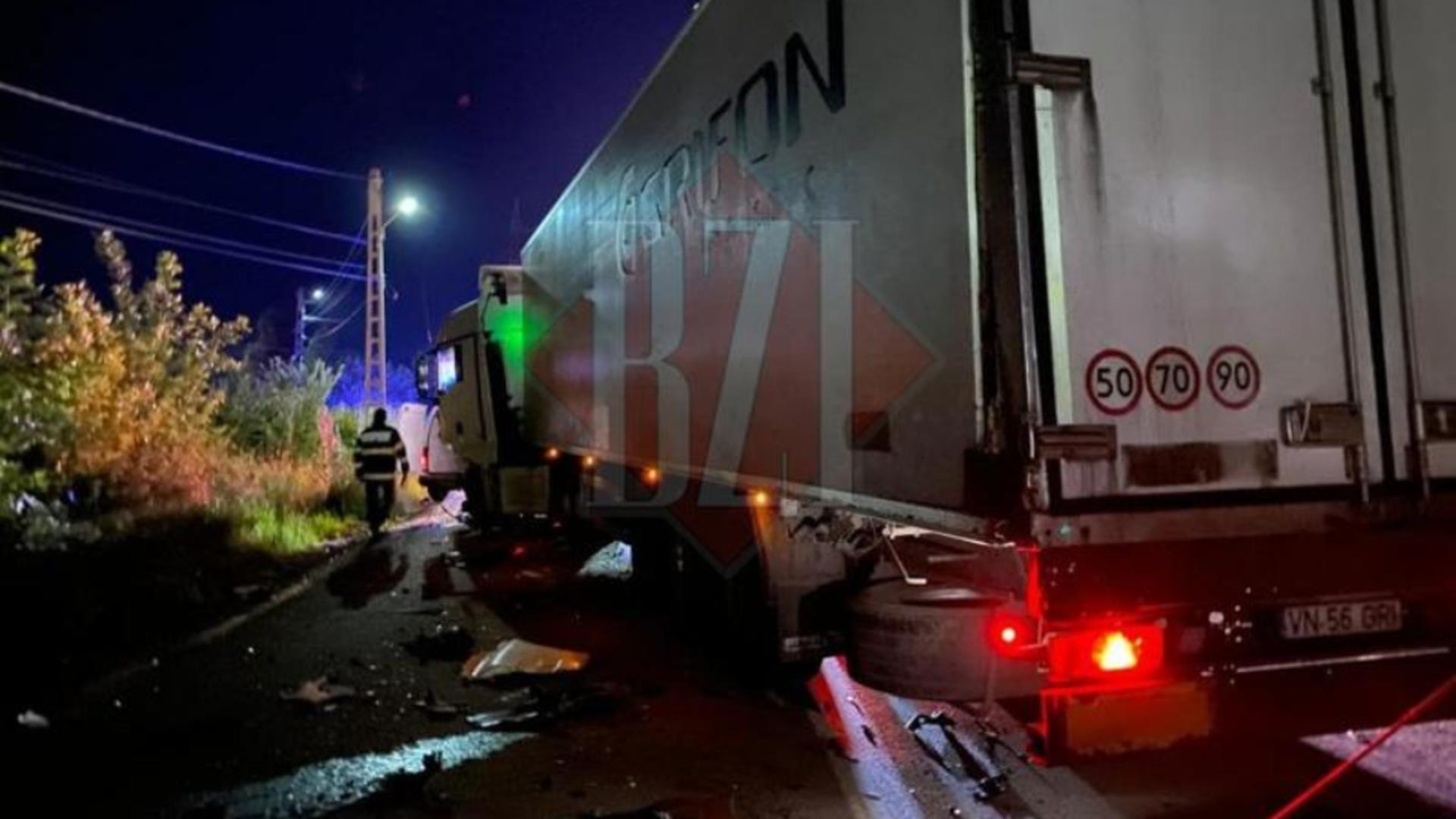 Accident mortal Iași