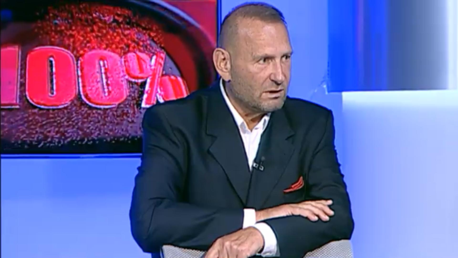 "Viorel Cataramă la emisiunea ""100%"""