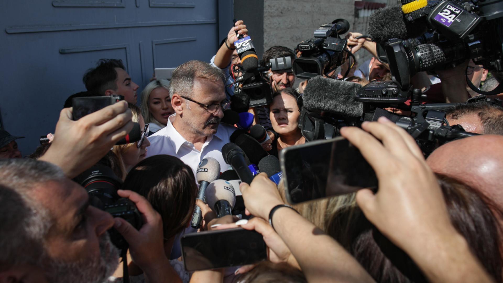 """Mitrea îl acuză pe Dragnea de """"predare"""" a PSD în ghearele SRI. Foto/Inquam"""