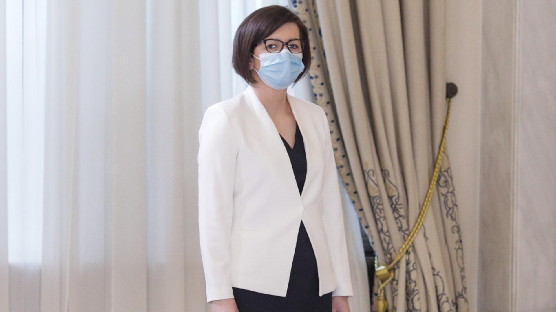 Ioana Mihăilă, Ministerul Sănătății / Foto: Inquam Photos / Octav Ganea