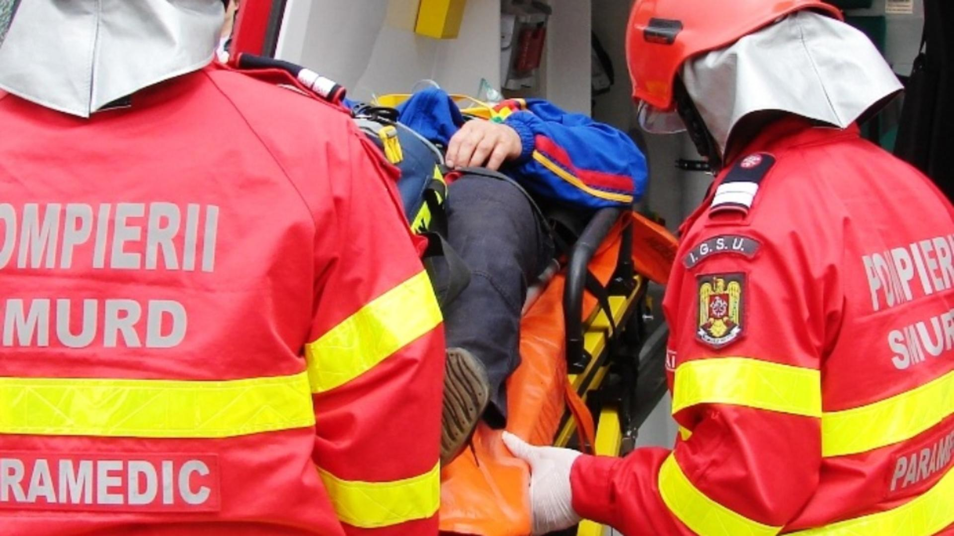 Accident grav, în Prahova