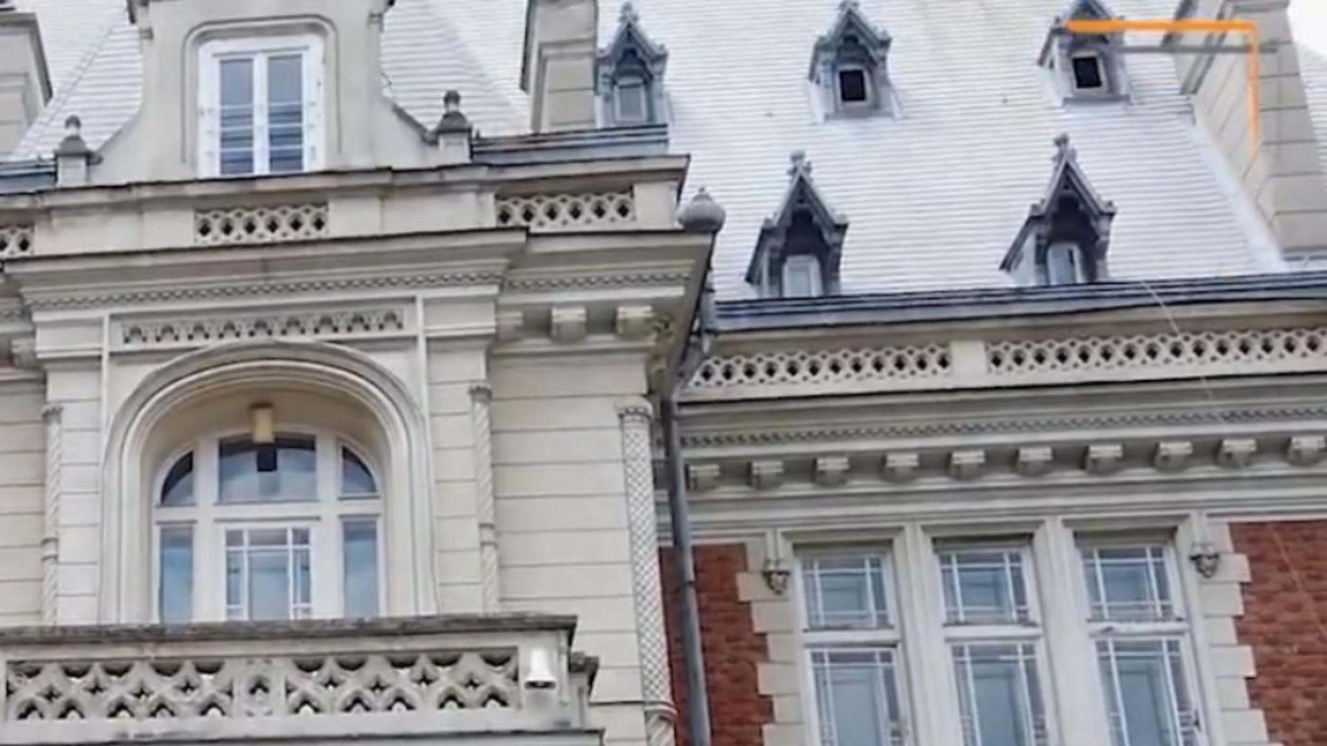 Palat Capitală / Captură foto