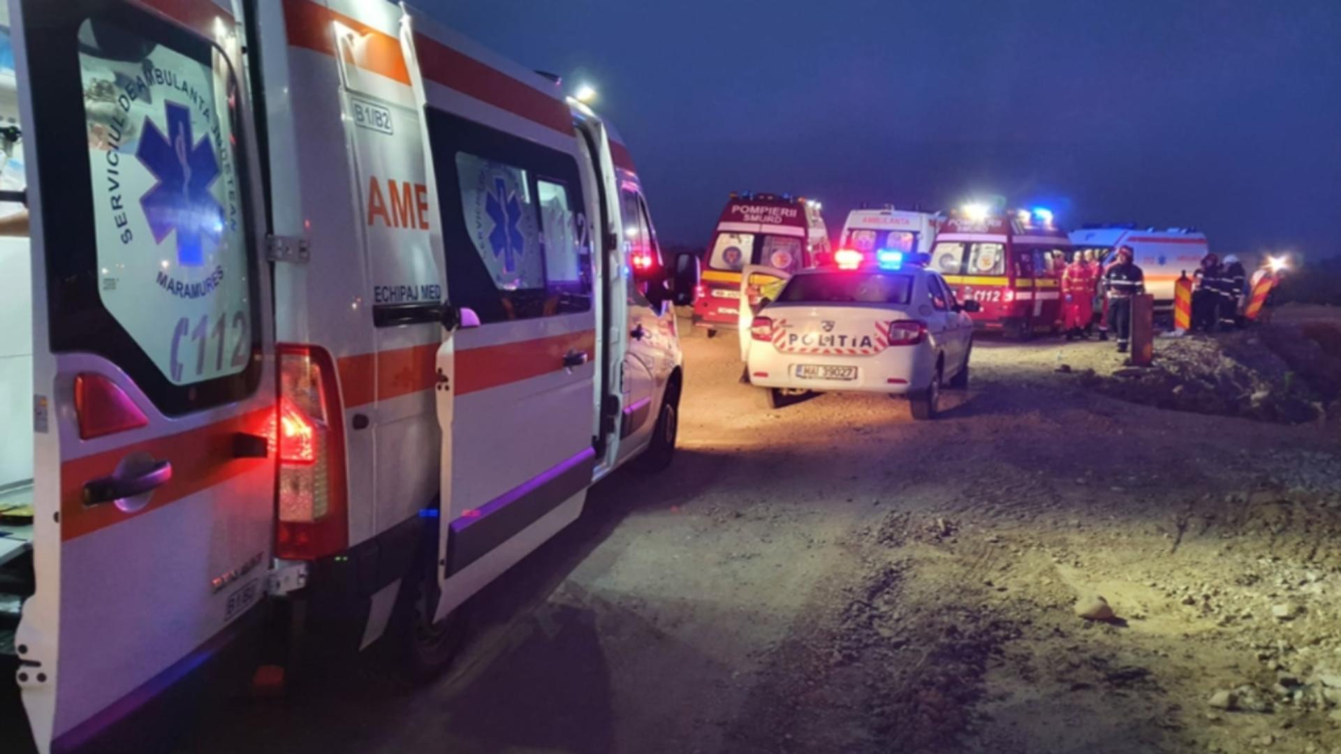 Accident Maramureș