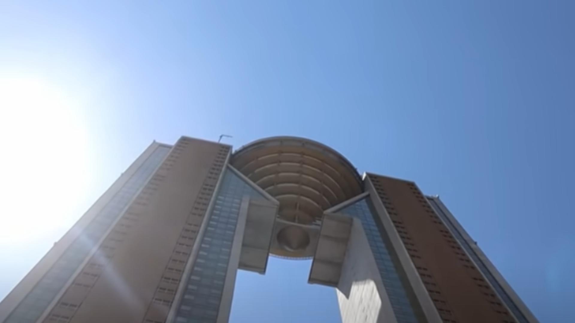 Intempo, cel mai înalt bloc de apartamente din UE