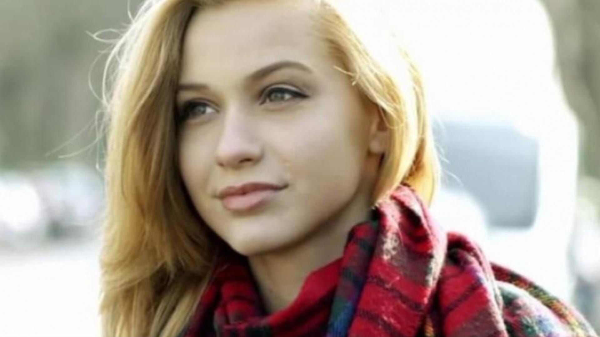 Dagmara se mutase din Polonia în Anglia, împreună cu familia, când avea 7 ani
