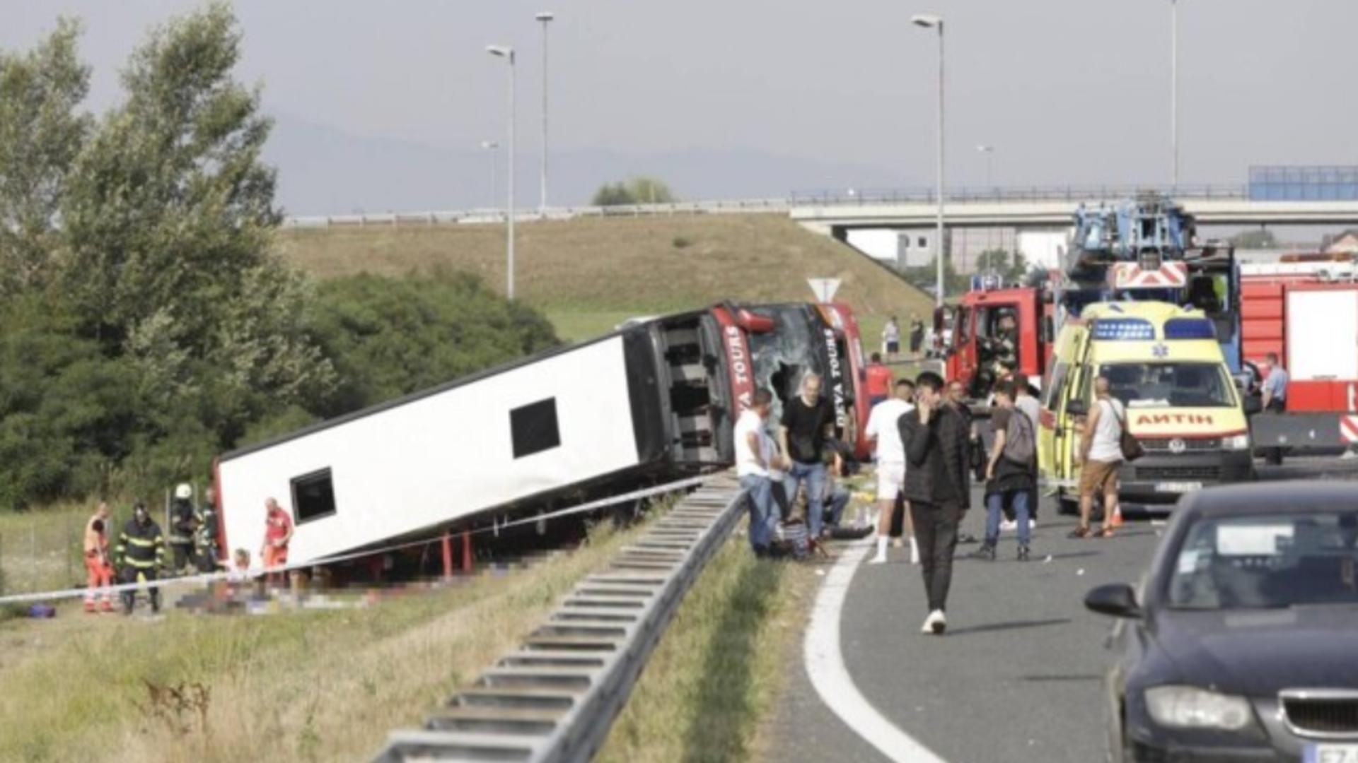 Accident Croatia