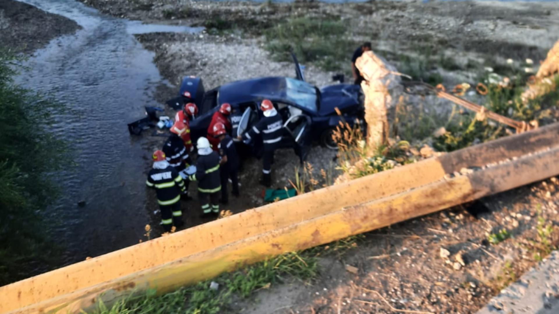 Accident Neamț