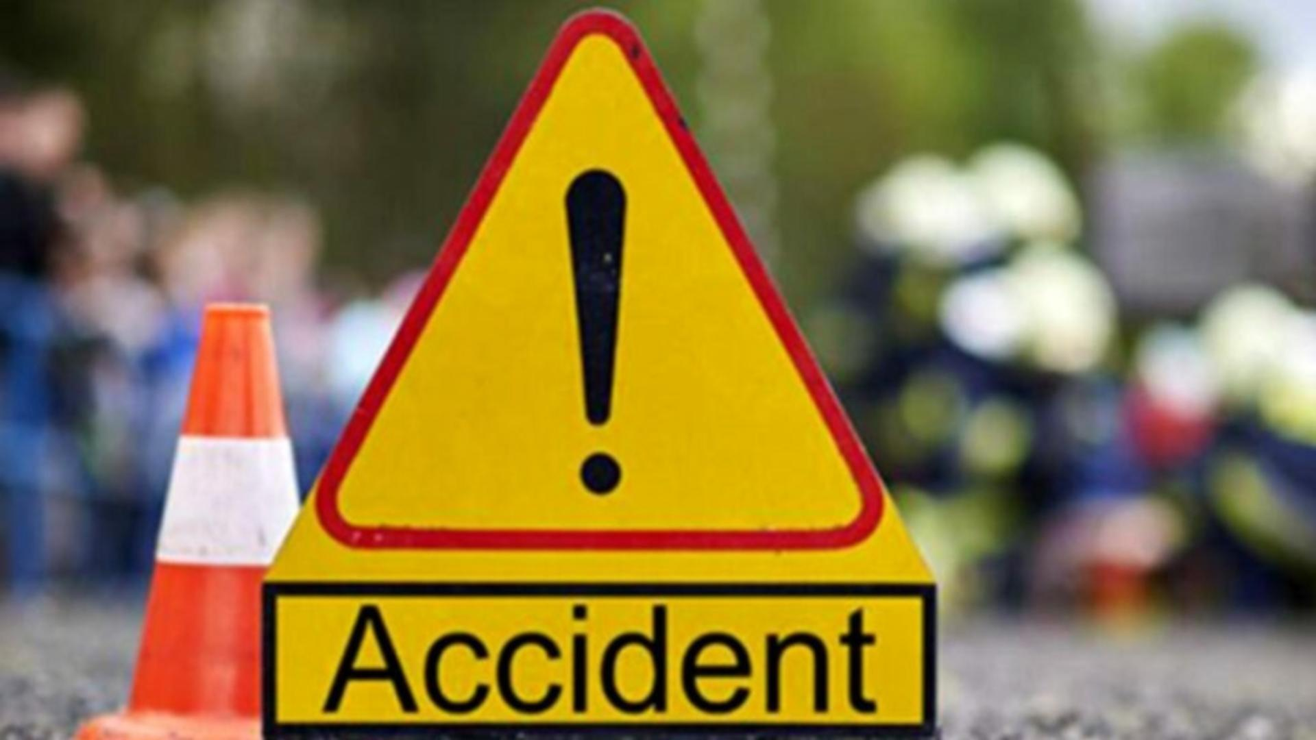 Accident rutier DN7, jud. Vâlcea