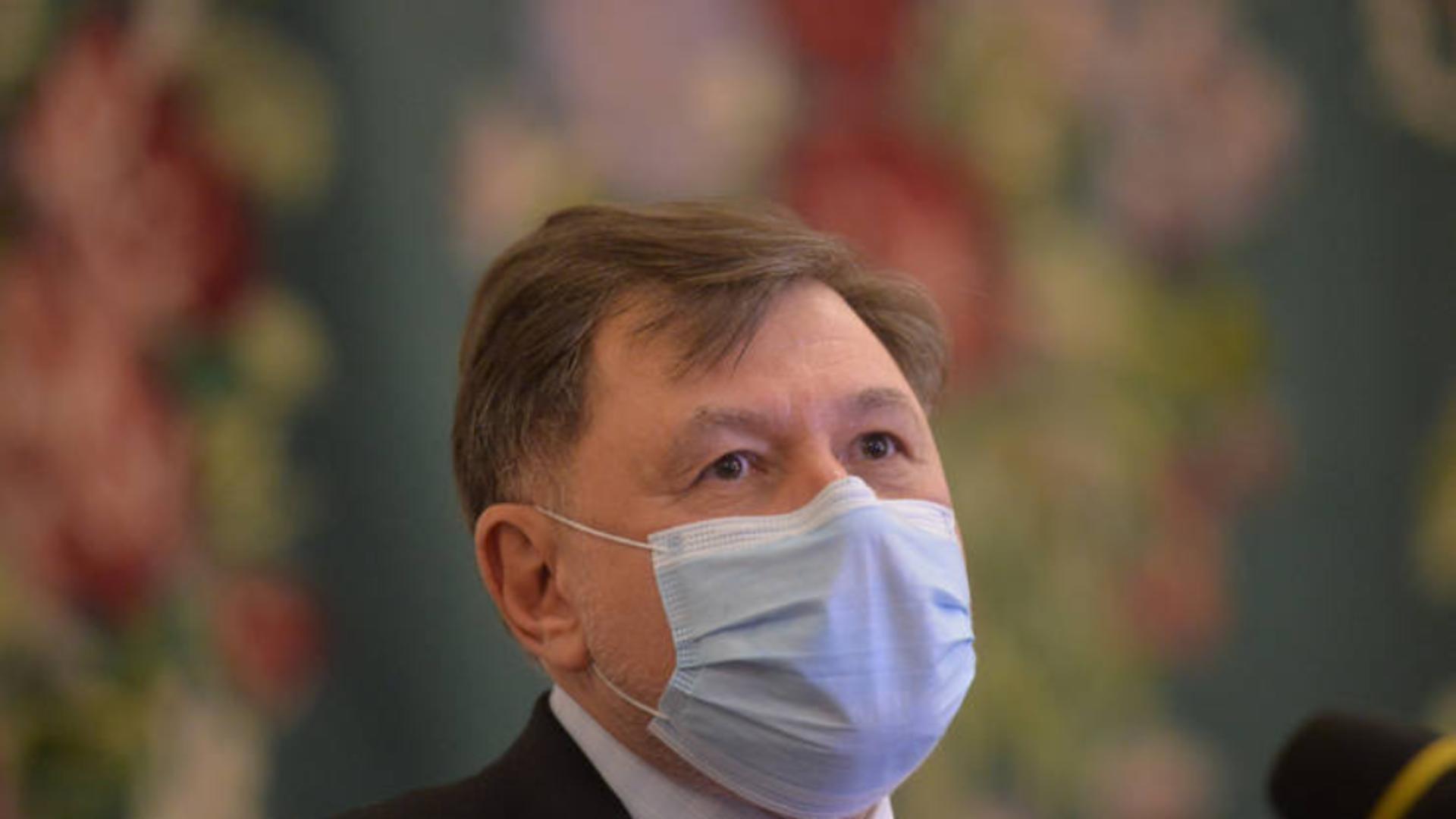 Alexandru Rafila, deputat PSD, specialist în microbiologie. FOTO: Arhivă