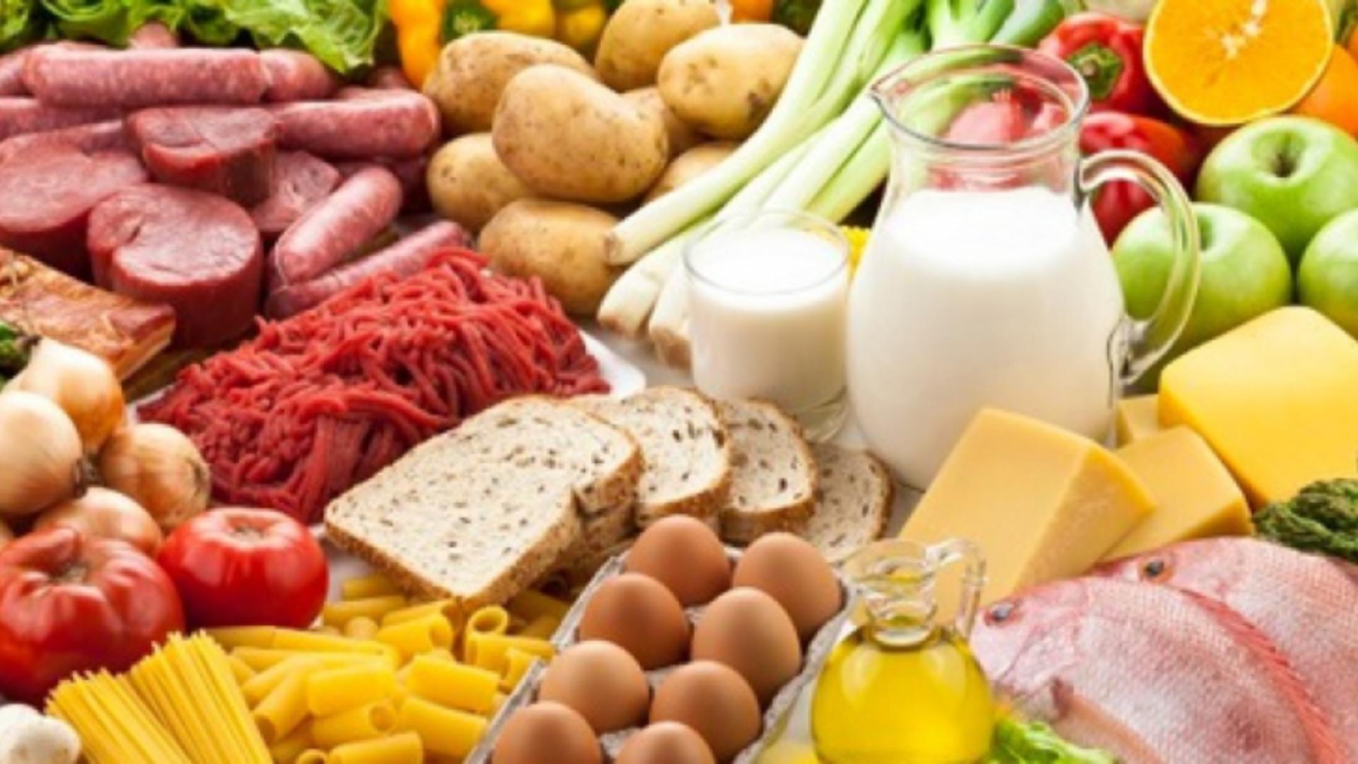 Se reduce cantitatea de cadmiu și plumb din unele alimente. Foto/Arhivă