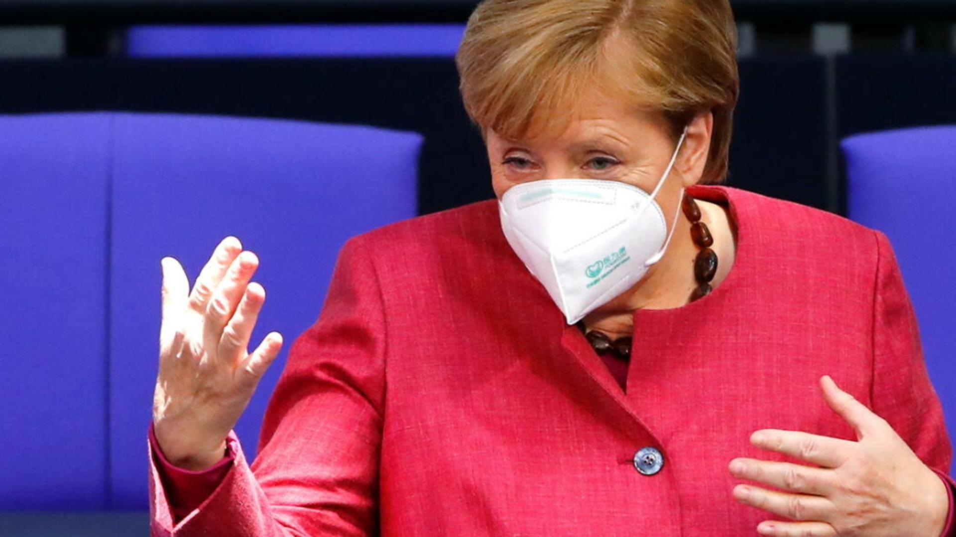 Germania, tot mai precaută în fața valului 4 COVID