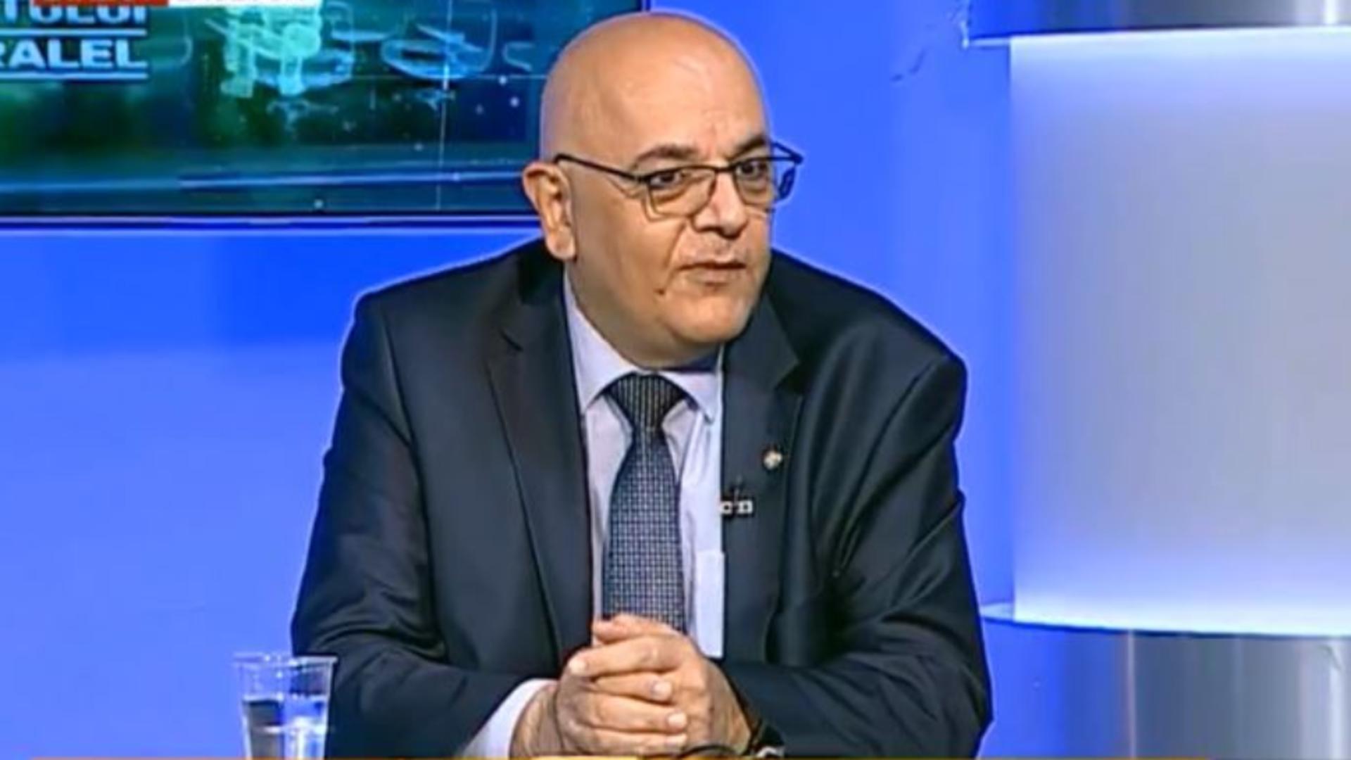 """Raed Arafat, despre România: """"Am găsit o țară deschisă... Asta e mare lucru!"""" - Cui va preda ștafeta la DSU"""