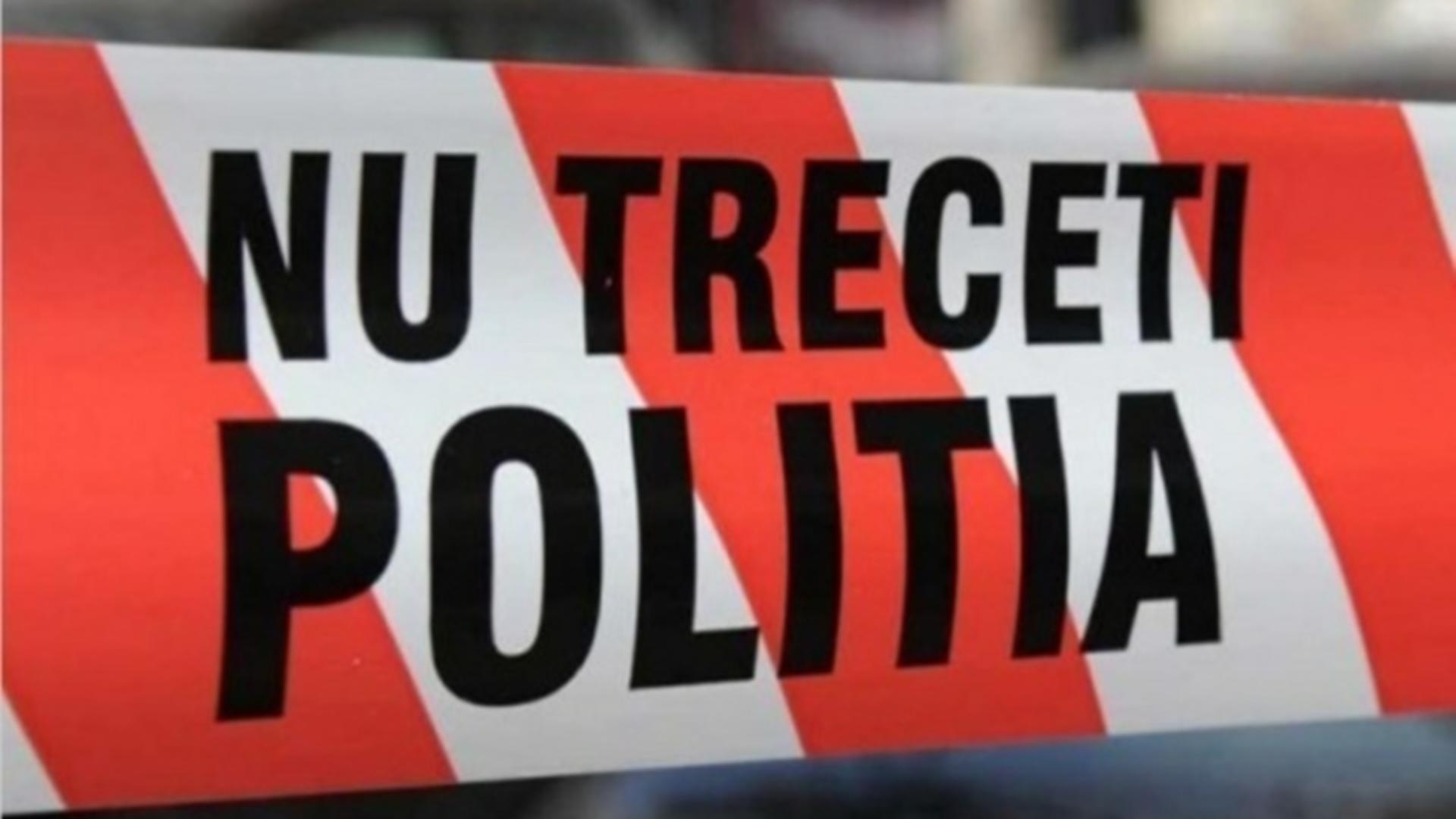 Anchetă poliție Olt