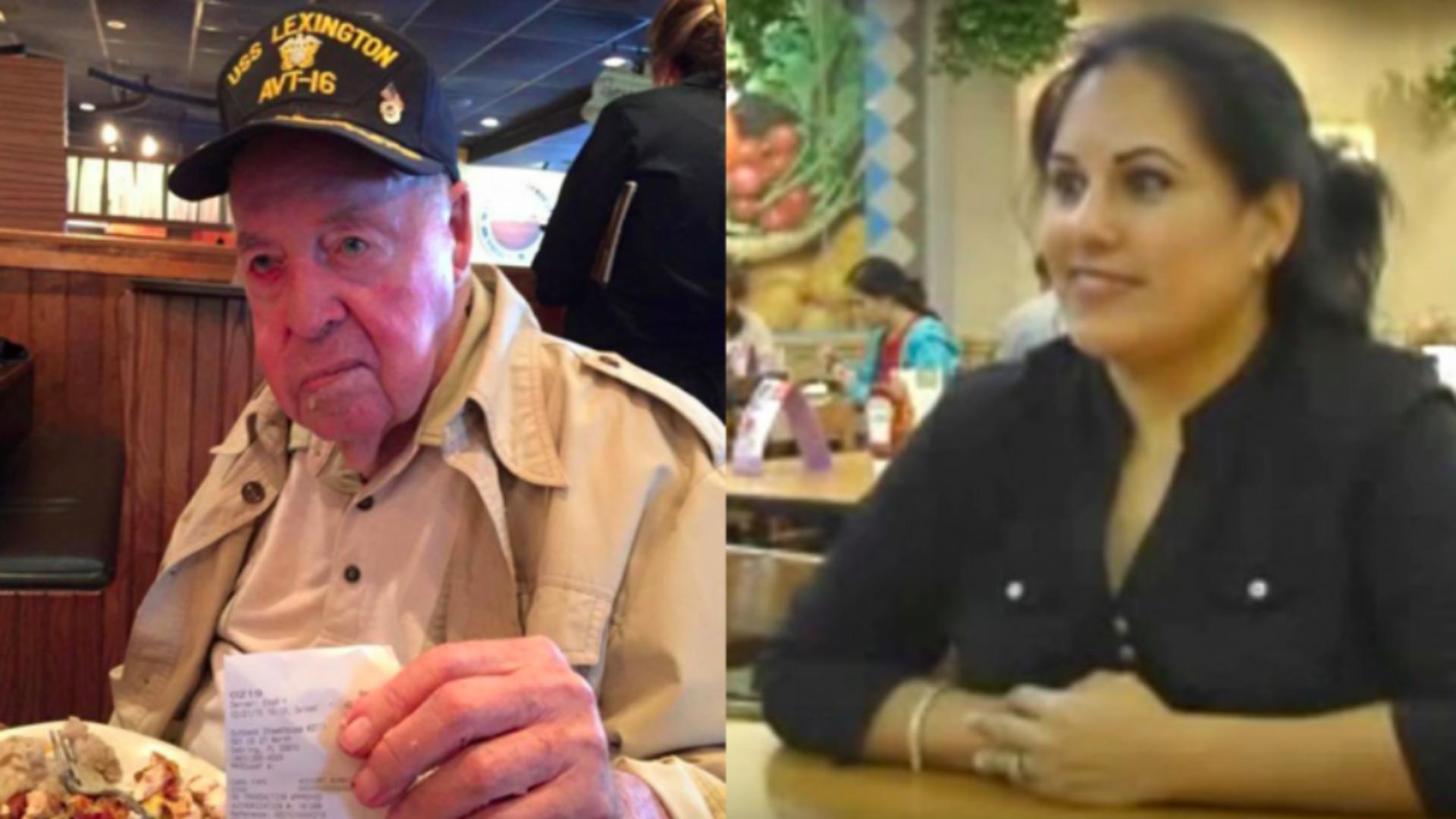Melina Salazar și bătrânul morocănos