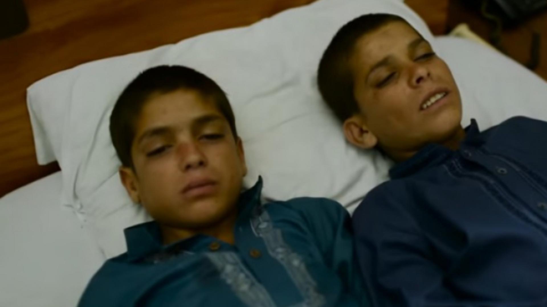 Abdul Rasheed și Shoaib Ahmed
