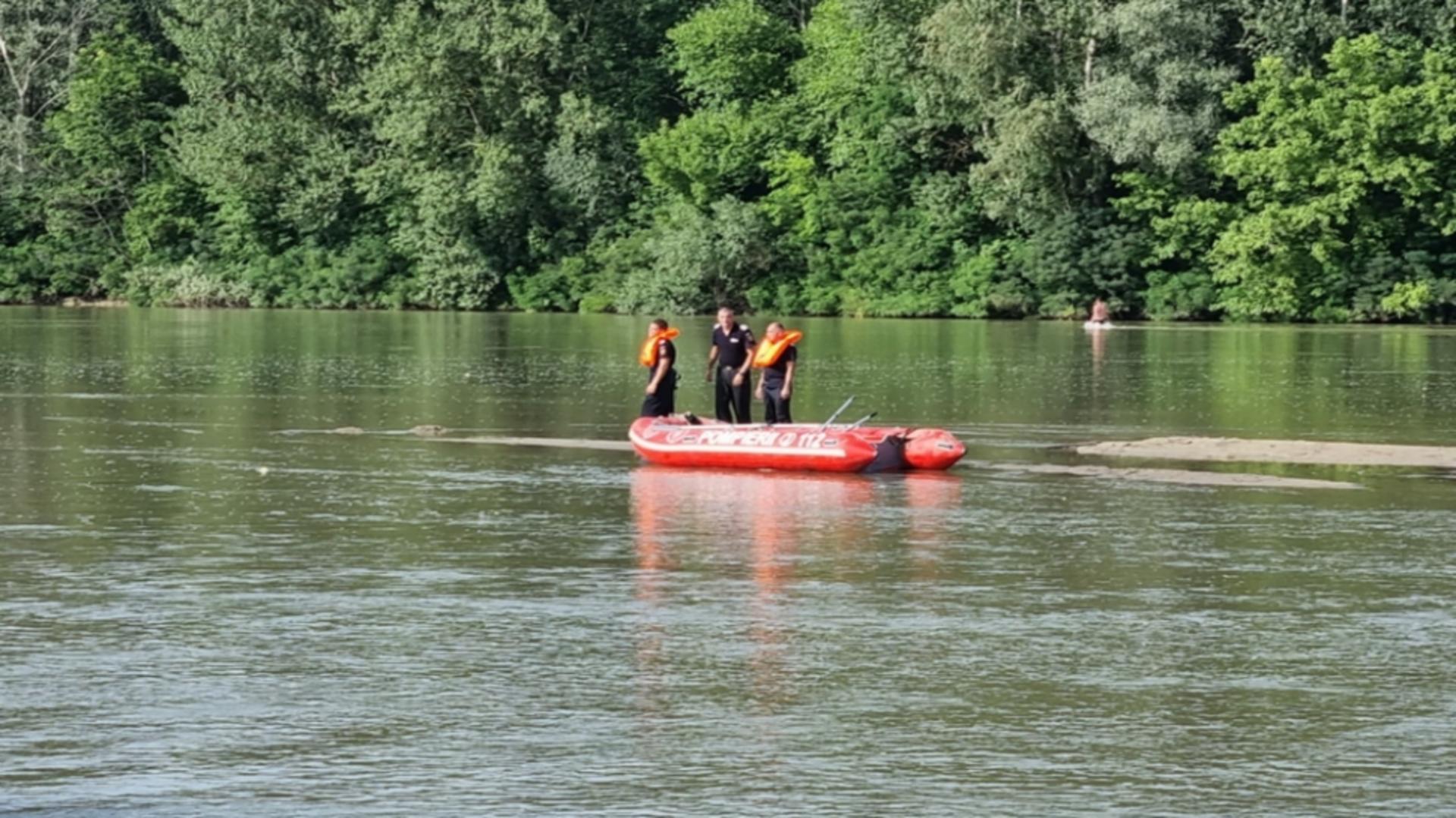 Copil înecat în râul Timiș, în timp ce era în tabără. Foto/Arhivă