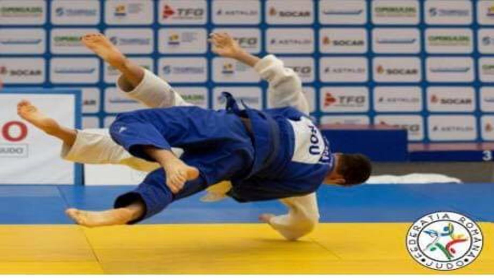 Concurs internațional de judo post-pandemie
