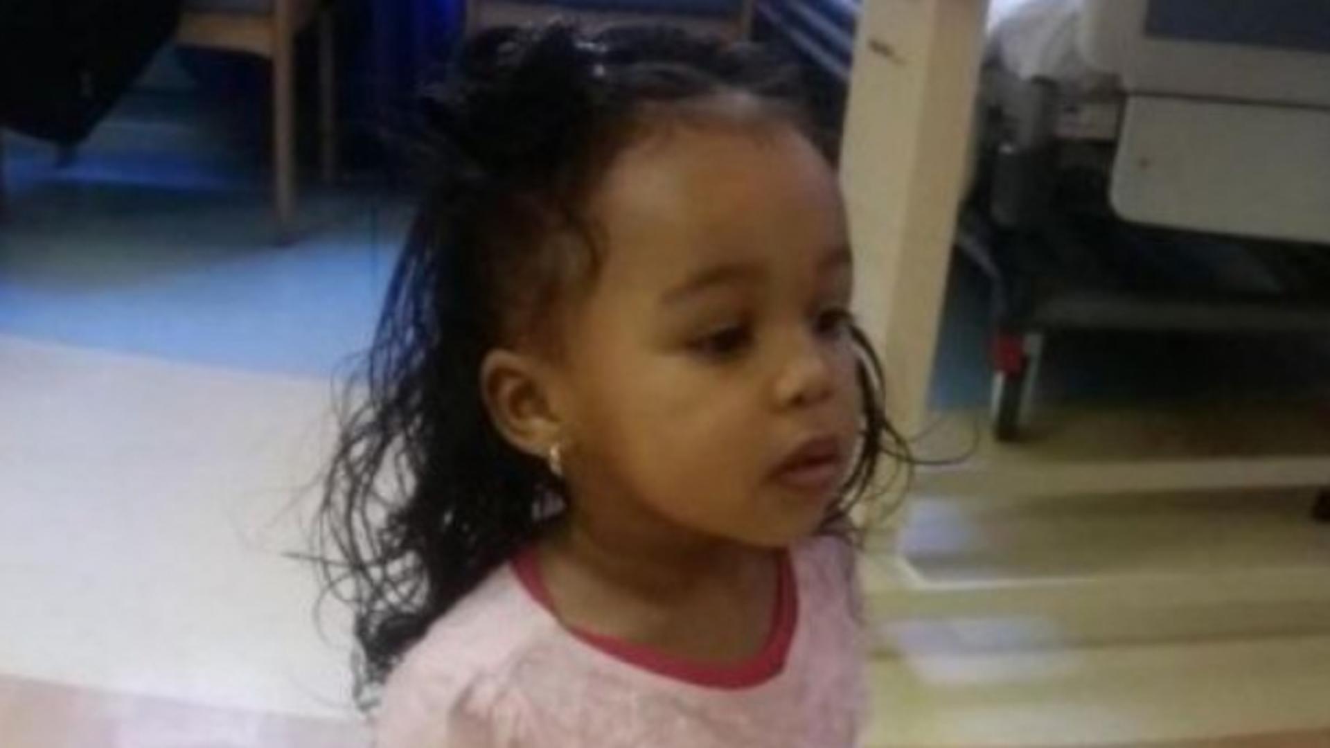 După prima vizită la medic, fetița a fost diagnosticată cu un virus necunoscut
