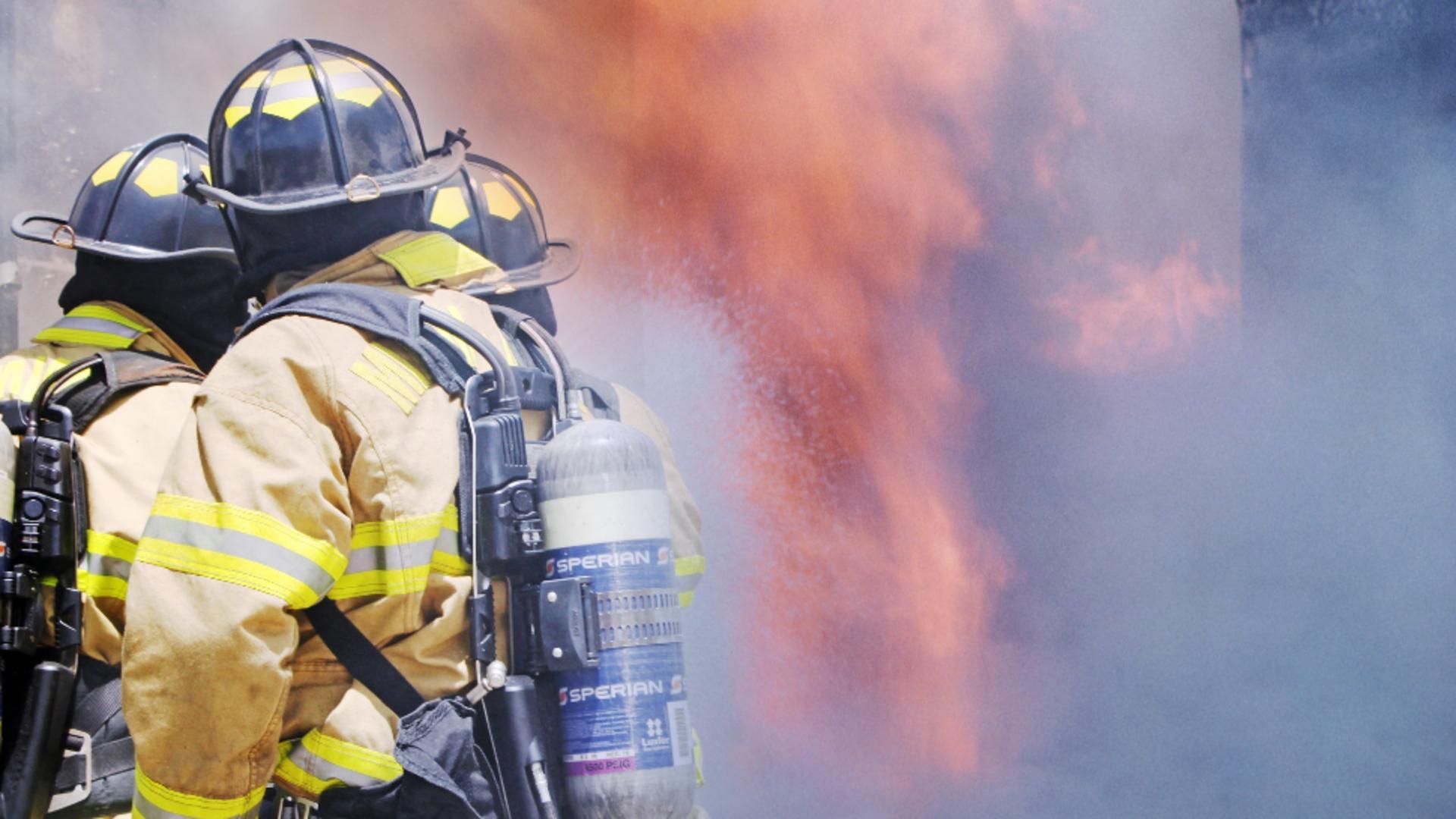 Incendiu puternic, în Brazilia. Foto: Pixabay