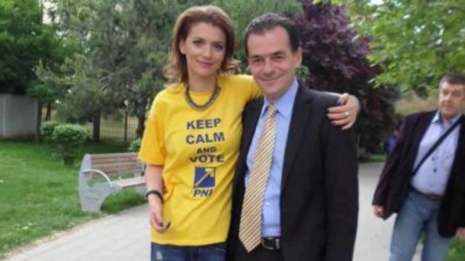 Ludovic Orban, ironii la adresa Alinei Gorghiu: Nu știam că am o colegă  care conduce Guvernul și Min. Educației