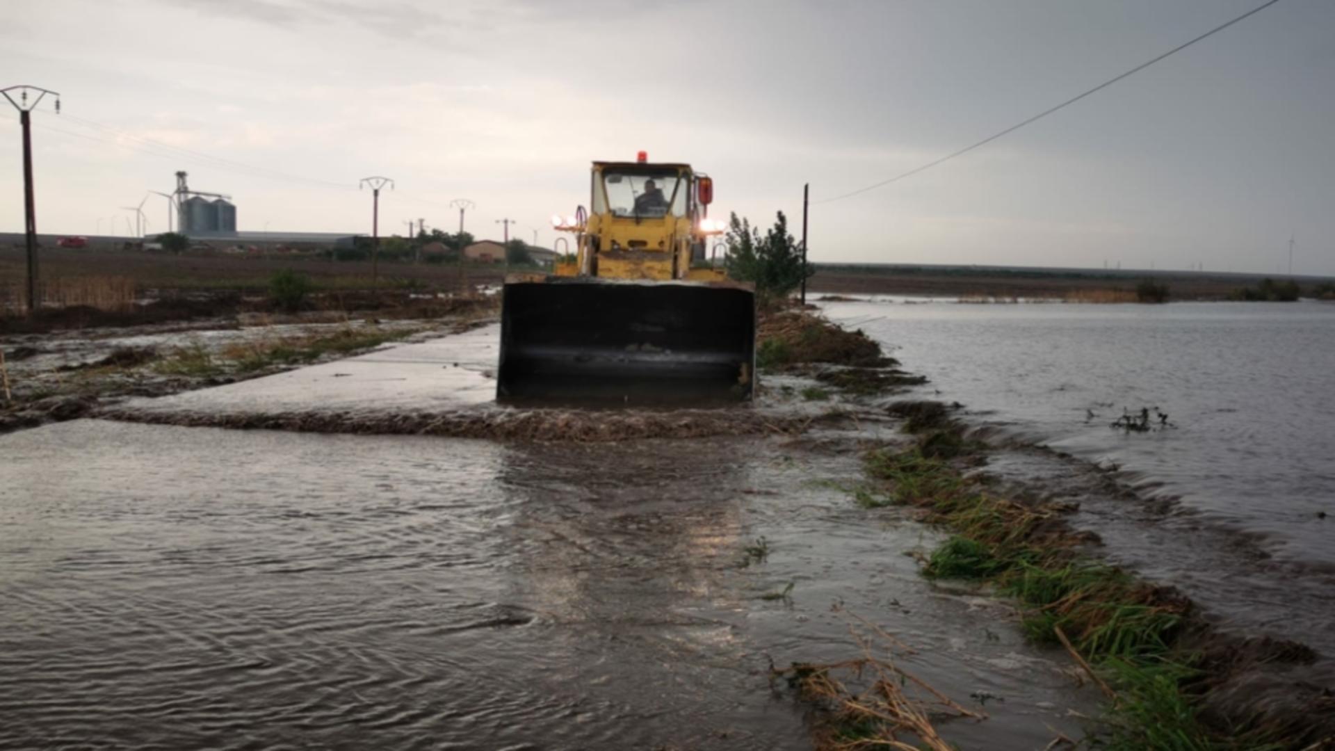 Inundații Alba