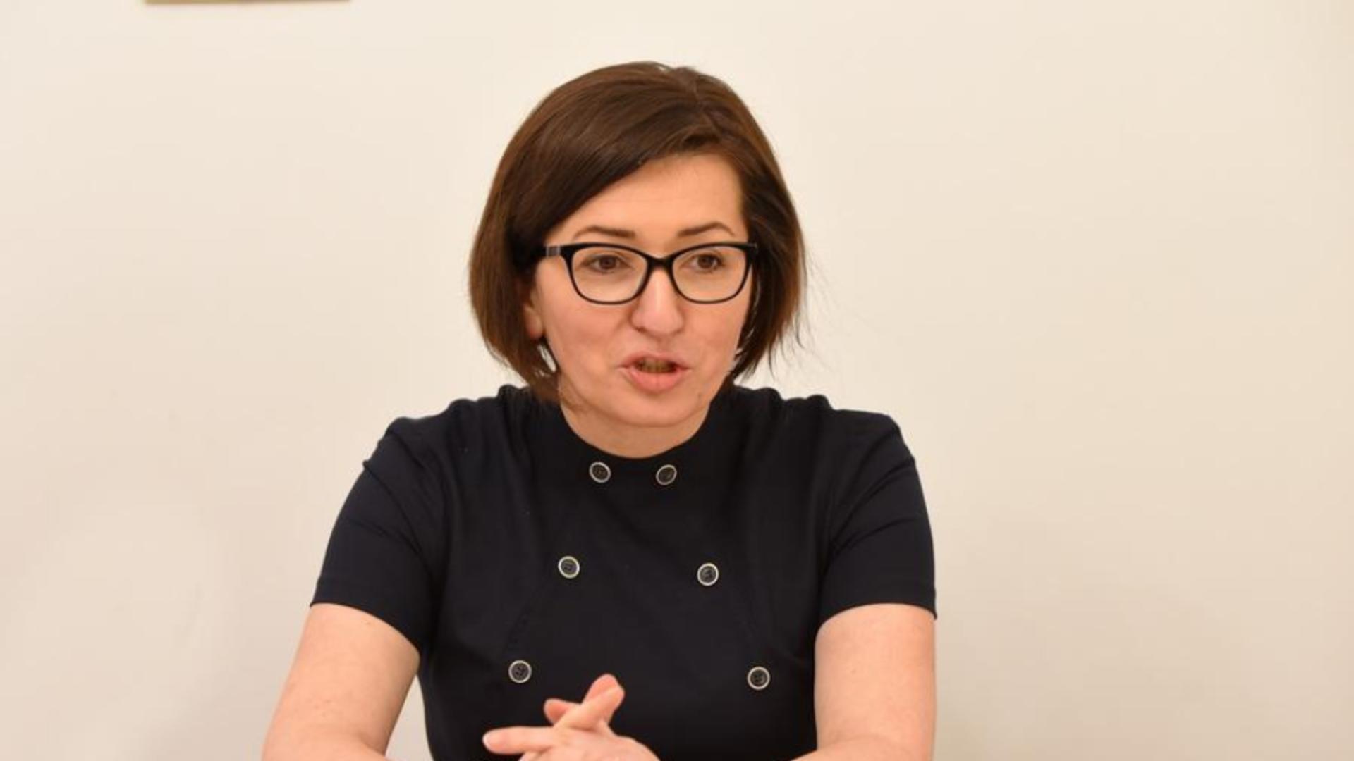 Ioana Mihăilă - ministrul Sănătății