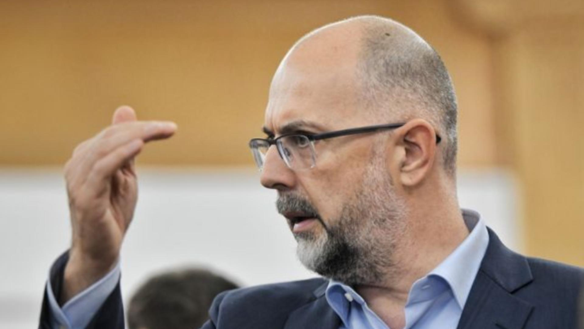 TENSIUNI în coaliție pe tema desființării SIIJ! Stelian Ion, taxat dur de Kelemen Hunor Foto: INQUAM