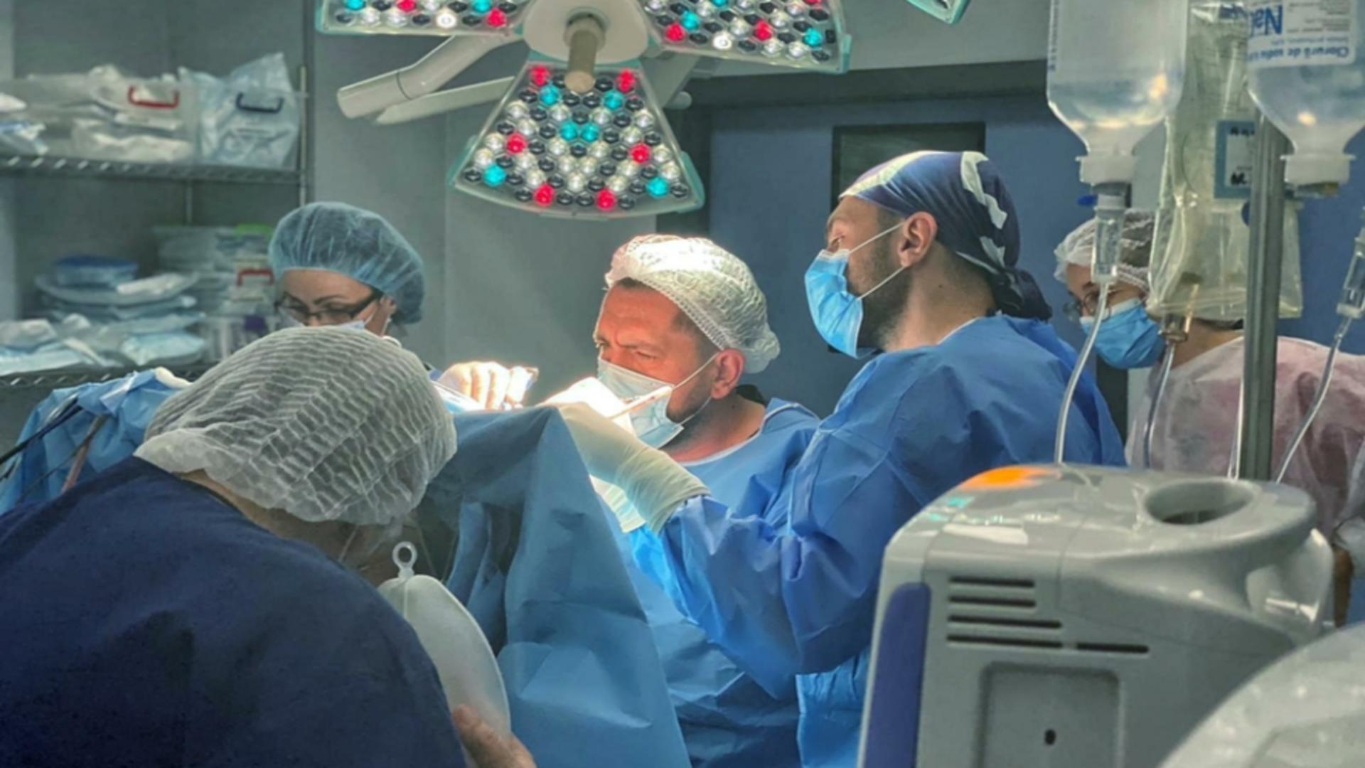 Operație pe creier cu trezire intraoperatorie