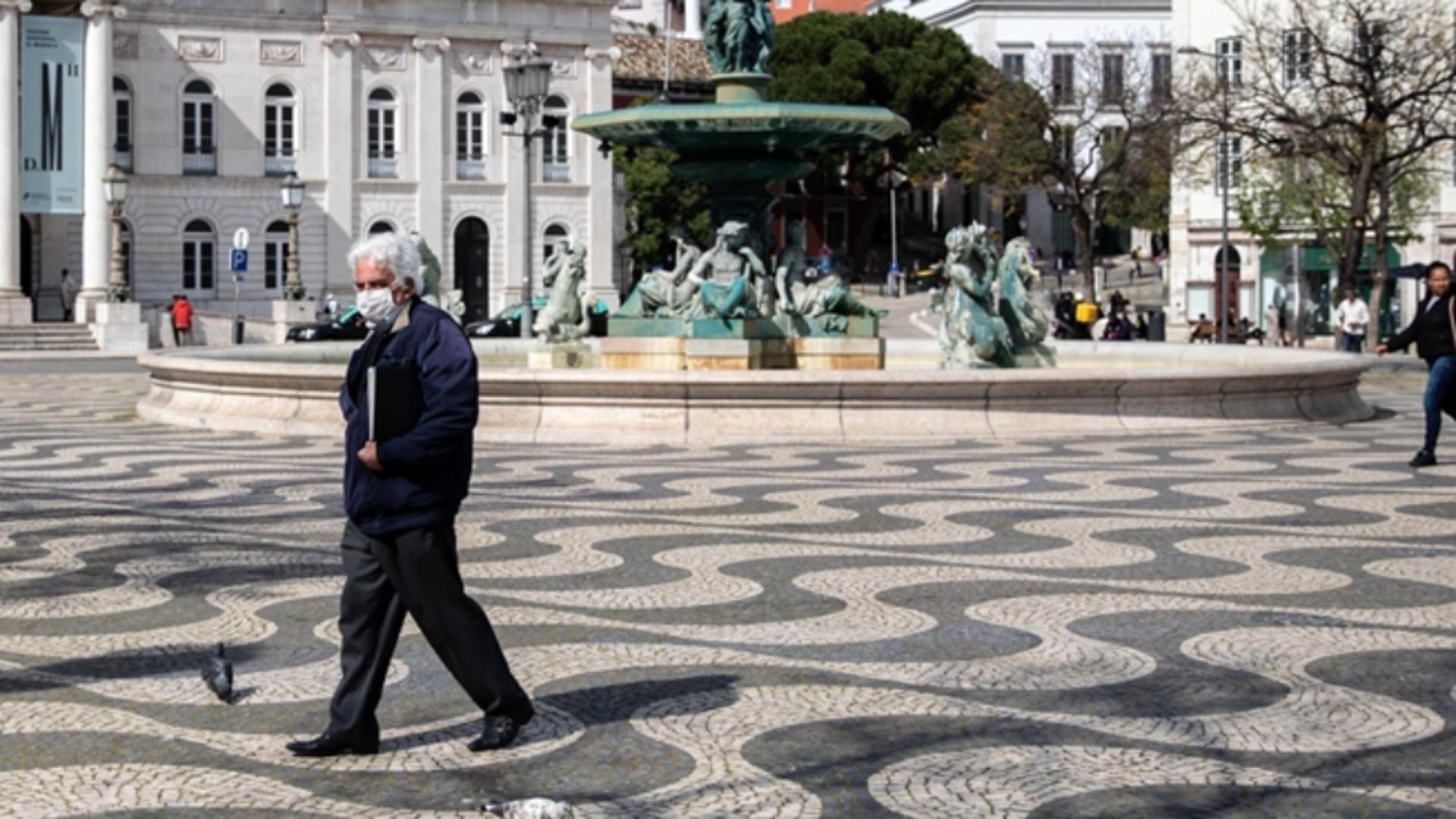 În plin sezon turistic, Portugalia înăsprește restricțiile