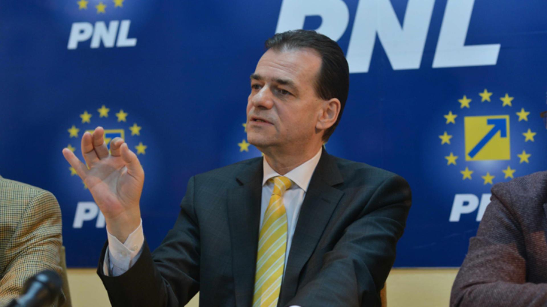 Ludovic Orban, MESAJ neașteptat pentru tinerii liberali