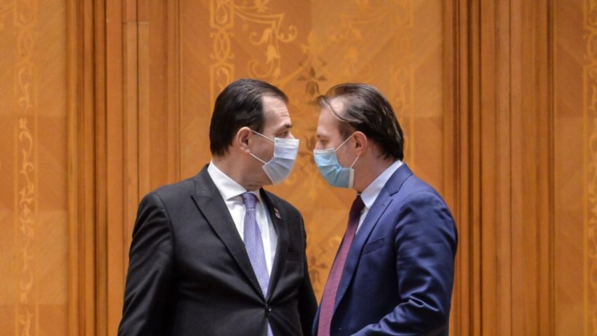Scandalul din PNL este văzut drept unul care va afecta imaginea României de către mulți specialiști. Foto/Inquam