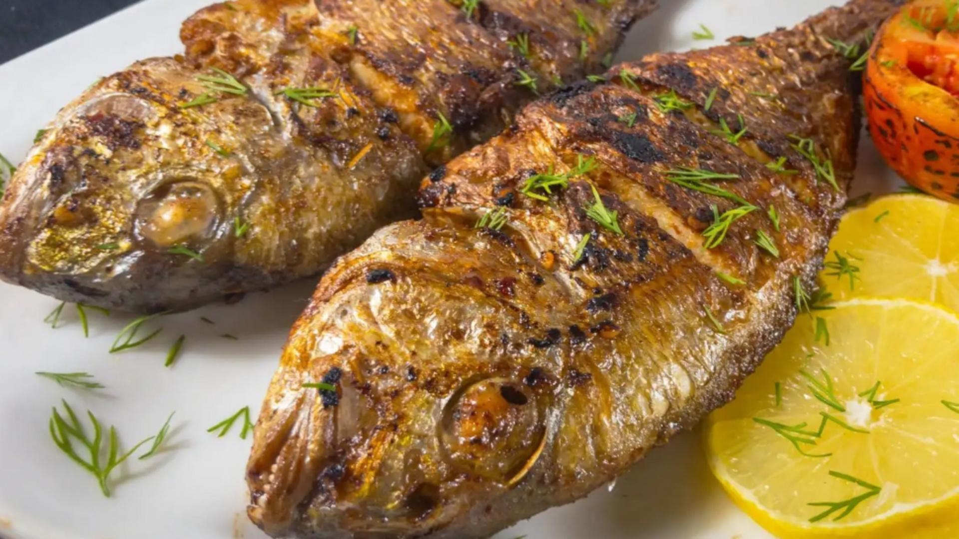 Cât de sănătoasă este pielea de pește?