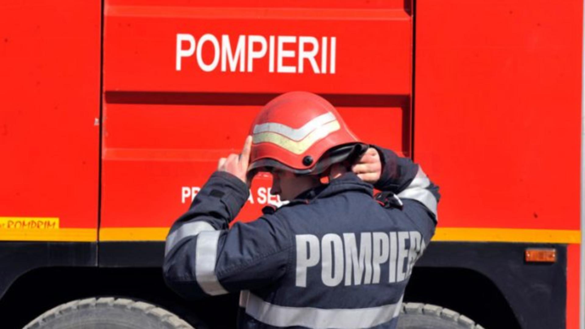 Misiune de salvare a unui băiețel din Oradea, lăsat singur acasă, în toiul nopții
