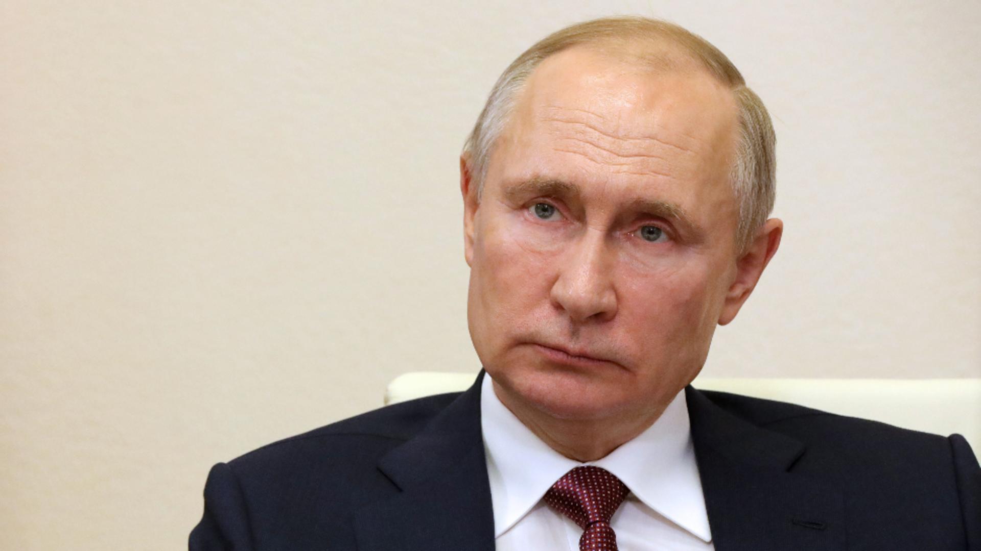Vladimir Putin, președintele Rusiei / Foto: Profimedia