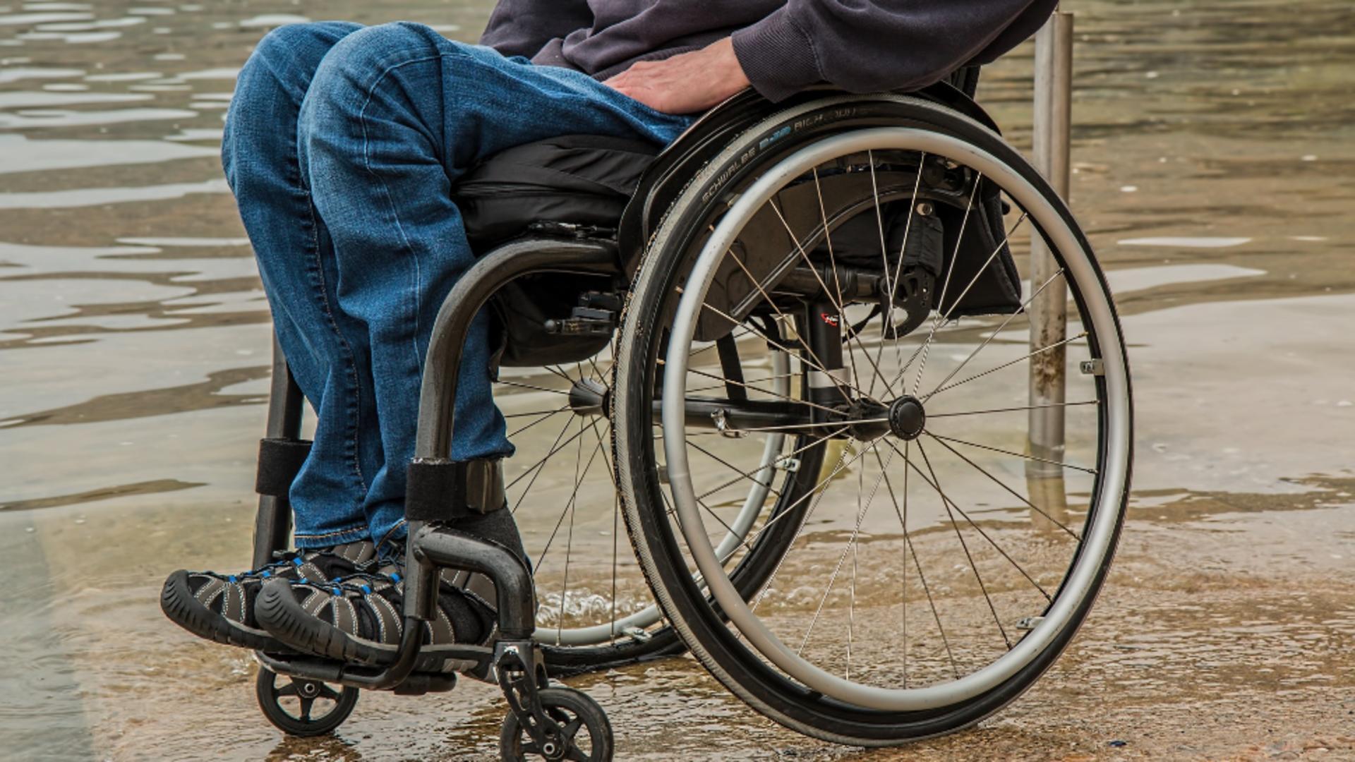 Capitala, coșmarul persoanelor cu dizabilități. Sursa foto: Pixabay