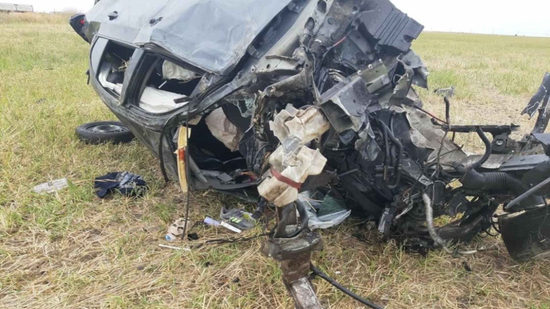 Grav accident de circulație în județul Olt