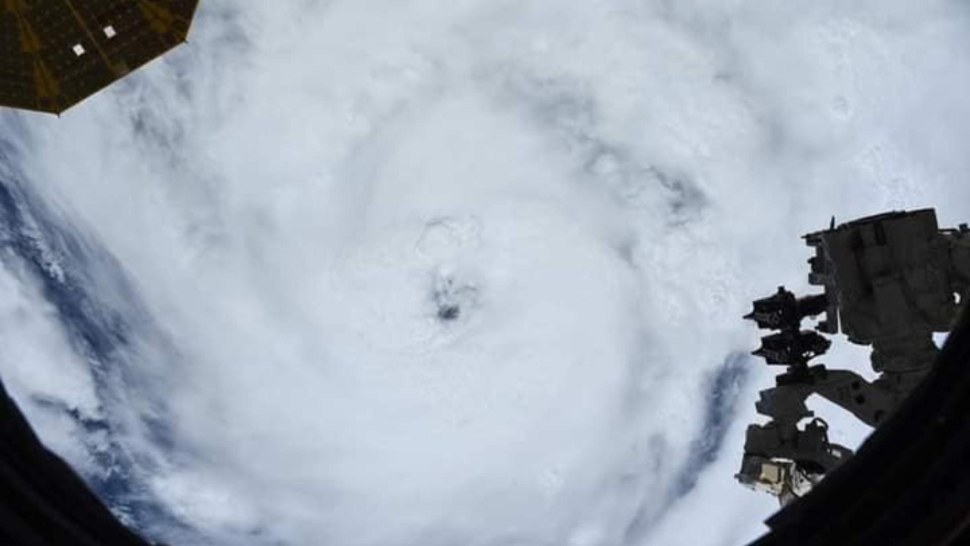 Oamenii fug din calea uraganului Ida sau își fac provizii / Foto: Facebook Mateo Buzau Original