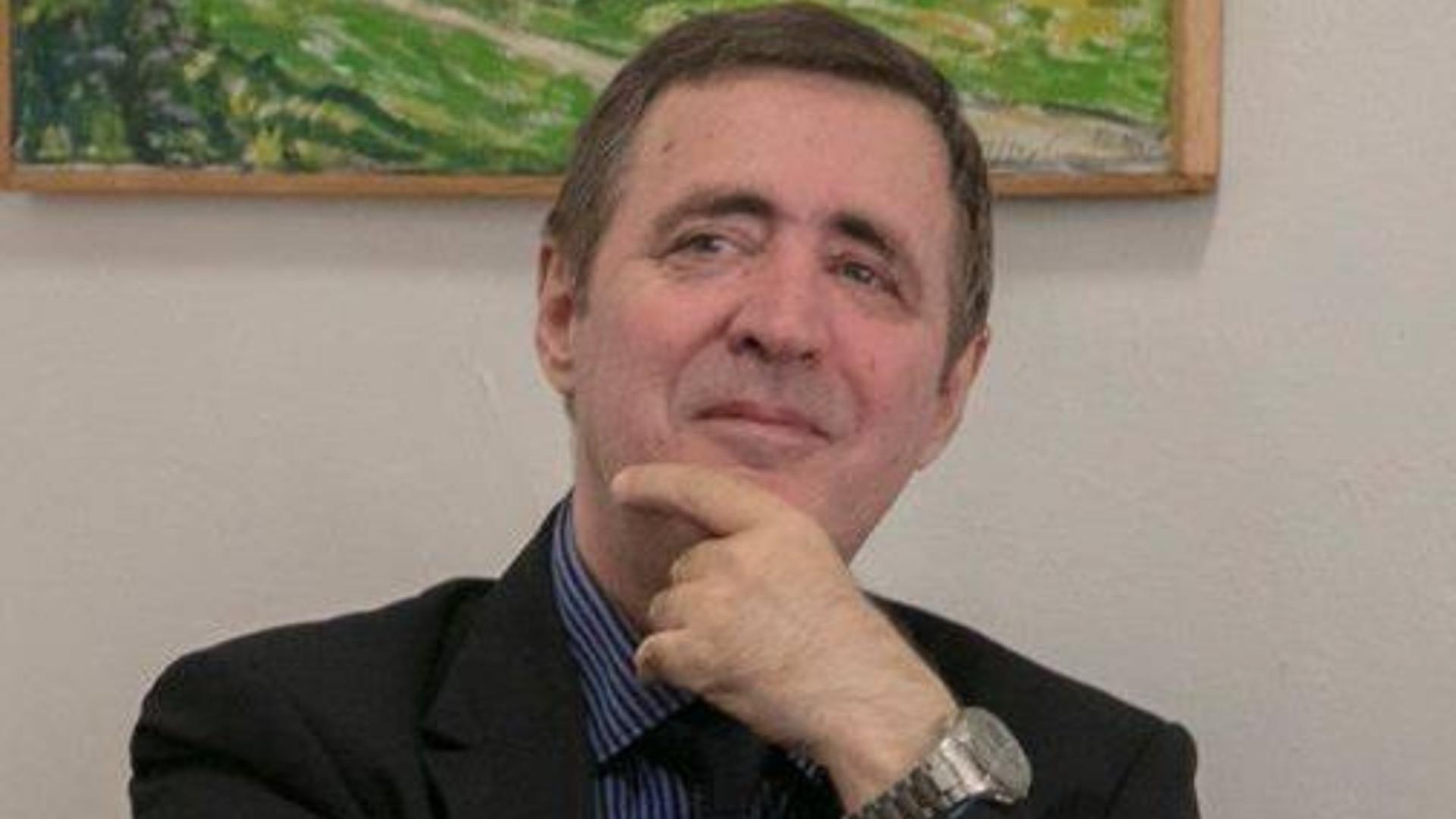 Scriitorul și publicistul Tudorel Urian / Foto: Facebook