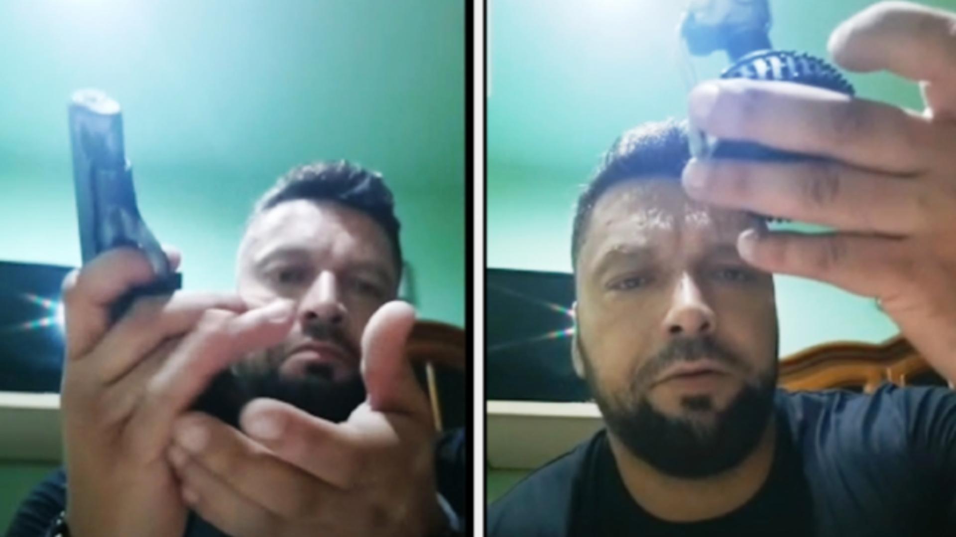 Ameninţări la adresa şefului Poliţiei din Dâmboviţa, din partea unui interlop