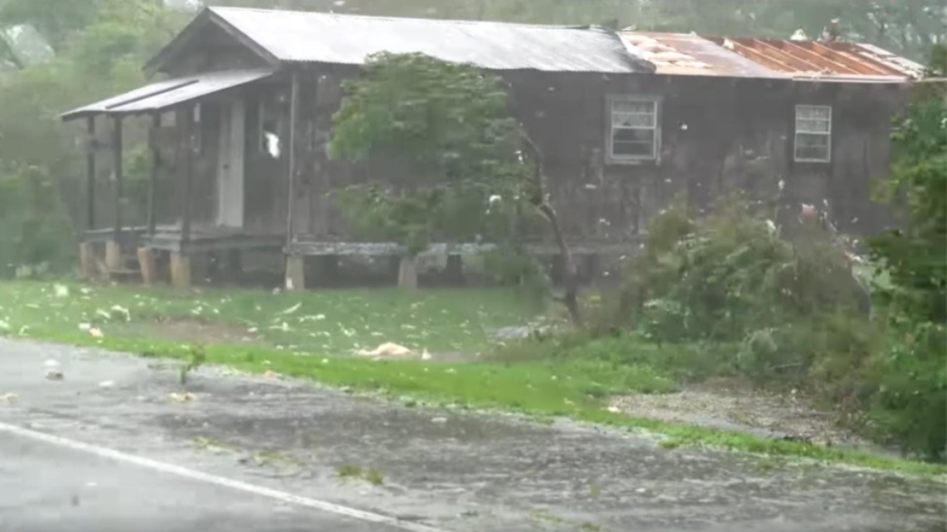 Uraganul Ida a lovit SUA. Foto: captură Facebook