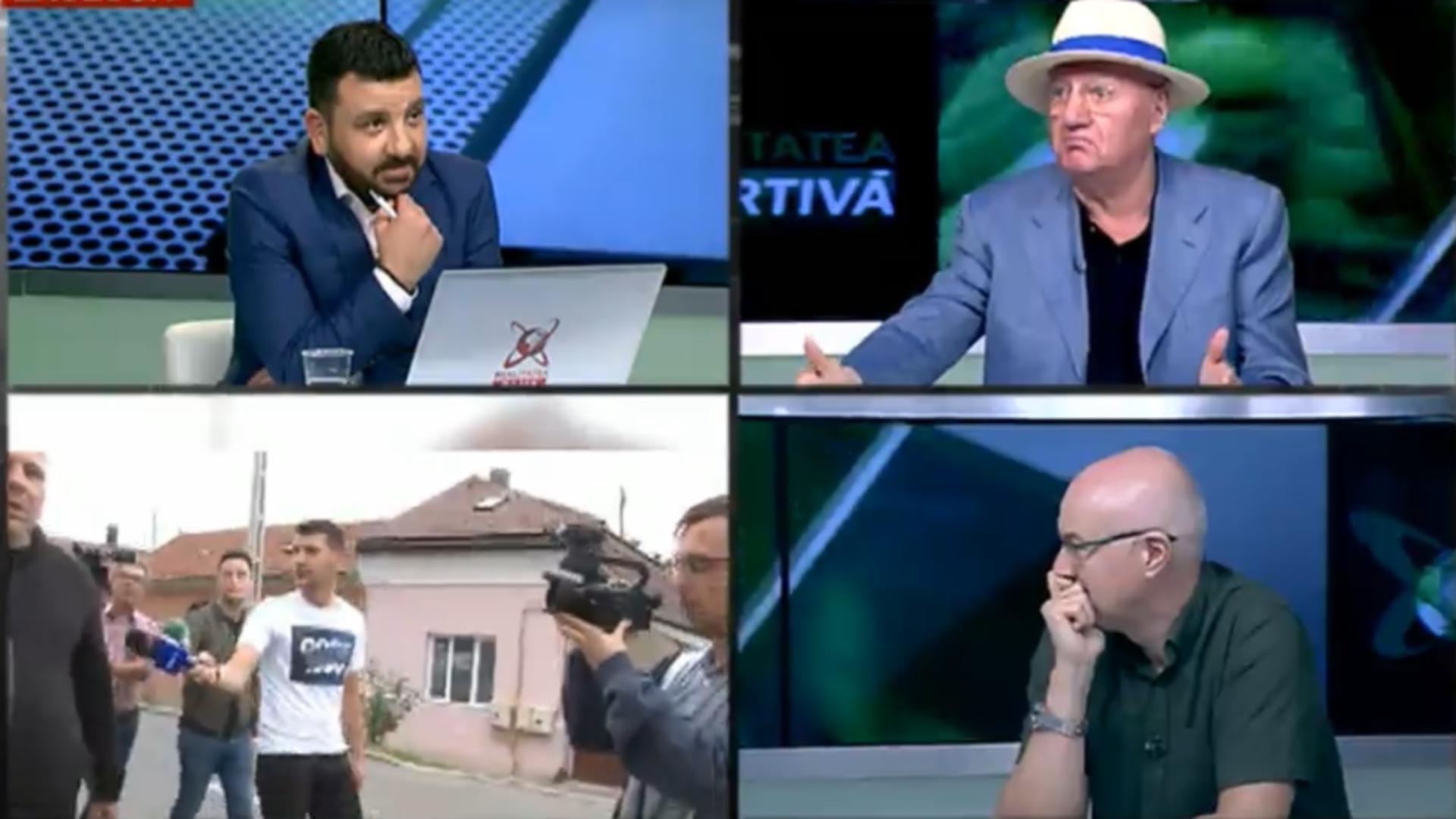 Dumitru Dragomir la Realitatea Sportivă