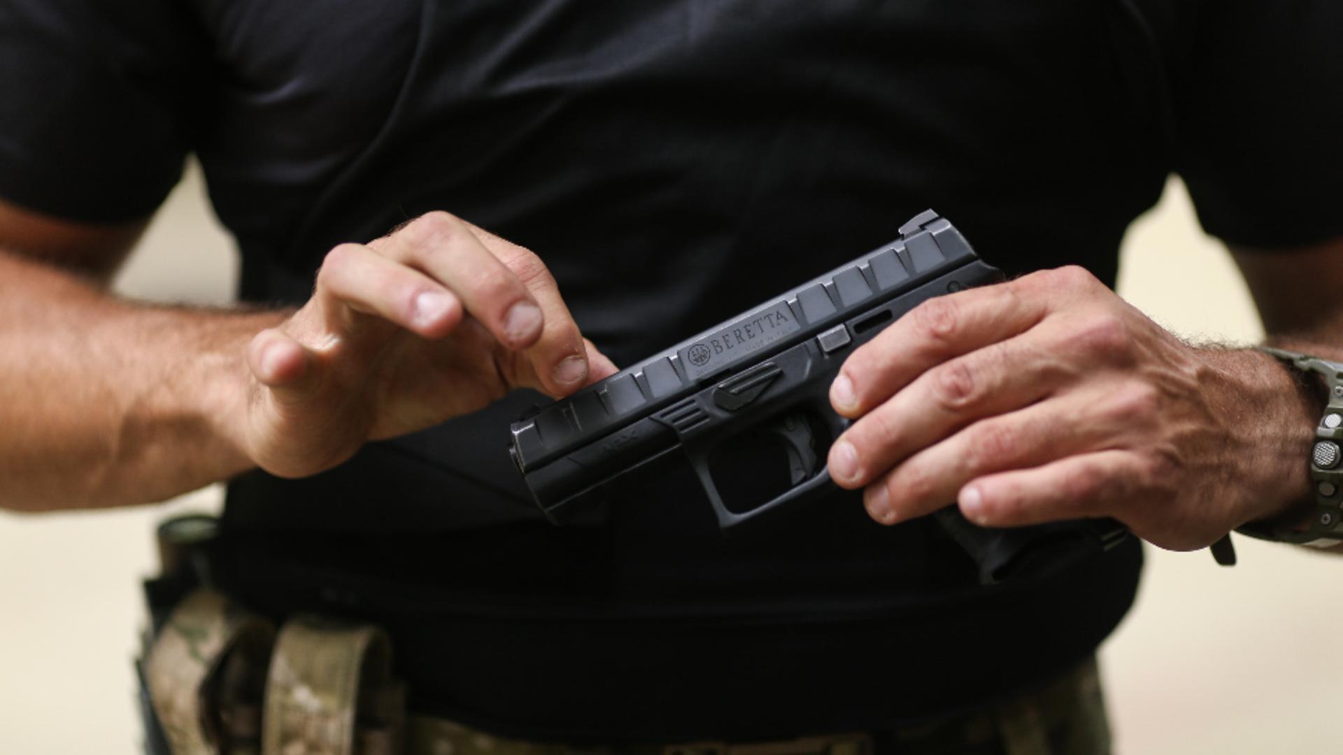 Împușcături într-o parcare din Craiova: o victimă / Foto: Inquam Photos