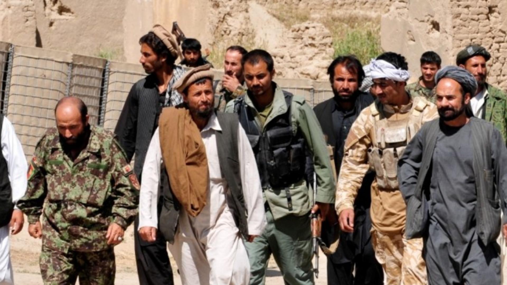 Milițiile talibanilor au preluat rolul forțelor de ordine