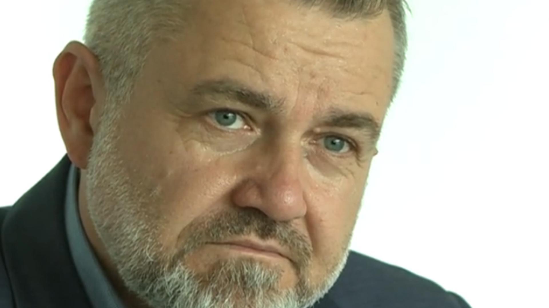 George Mîndruță, senator USR PLUS de Suceava