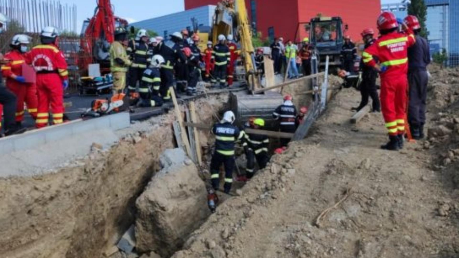 Prefectul Capitalei, acuzații după tragedia de pe șantierul de la Biblioteca Națională, unde au MURIT 2 muncitori