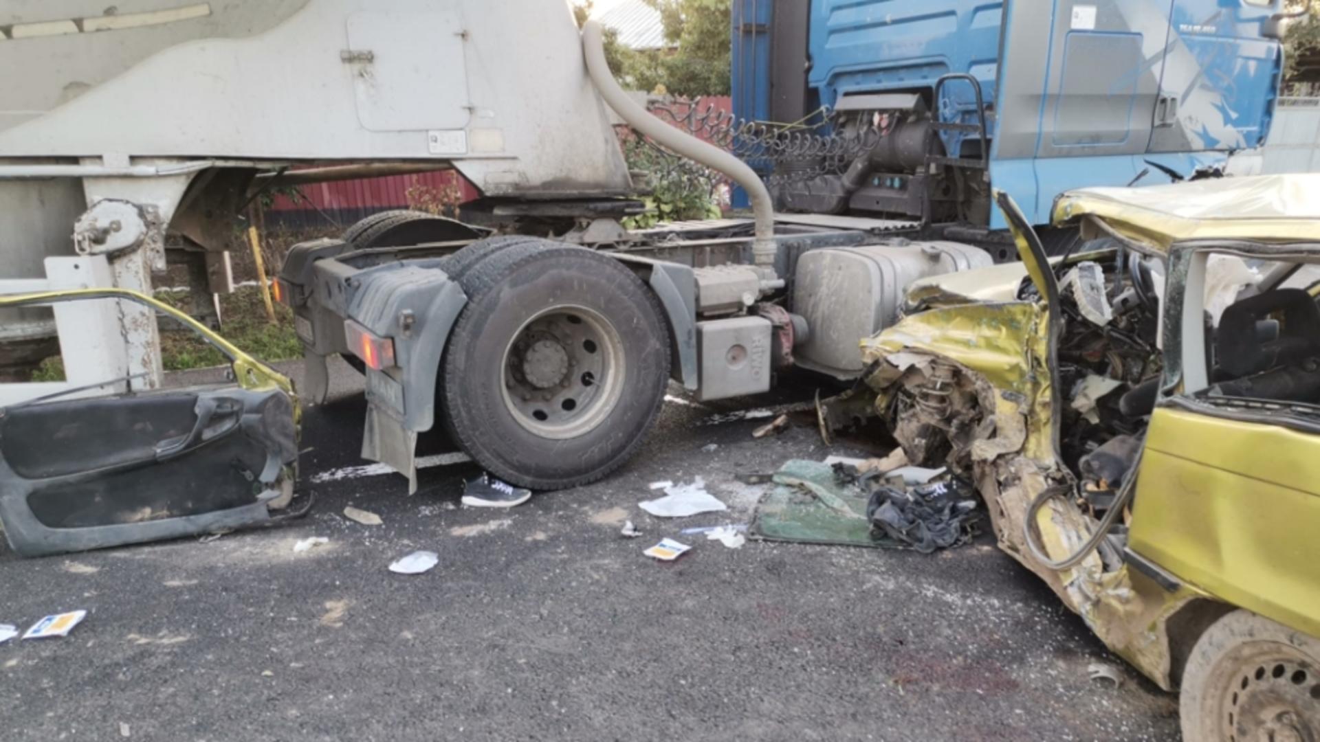 Foto arhivă. Accident pe A1, în Alba. Două autoturisme şi o autoutilitară, implicate