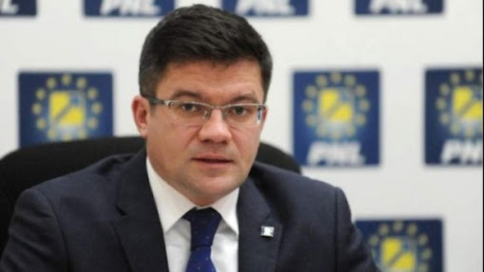 Costel Alexe, președintele Consiliului Județean Iași