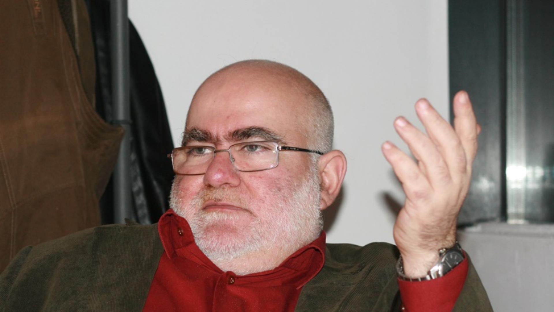 Sociologul Alfred Bulai