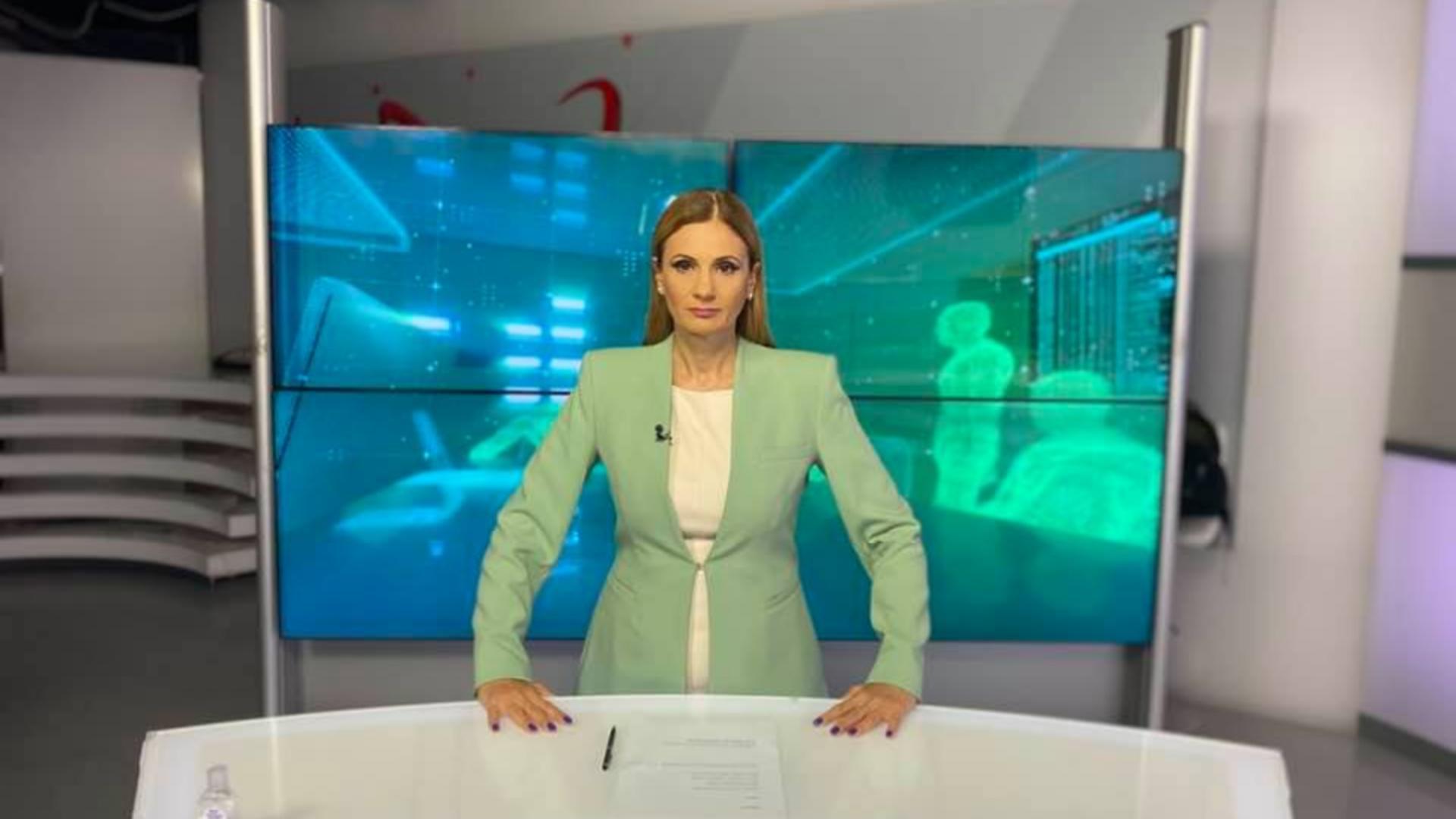 Anca Alexandrescu, realizatoarea emisiunii Culisele Statului Paralel