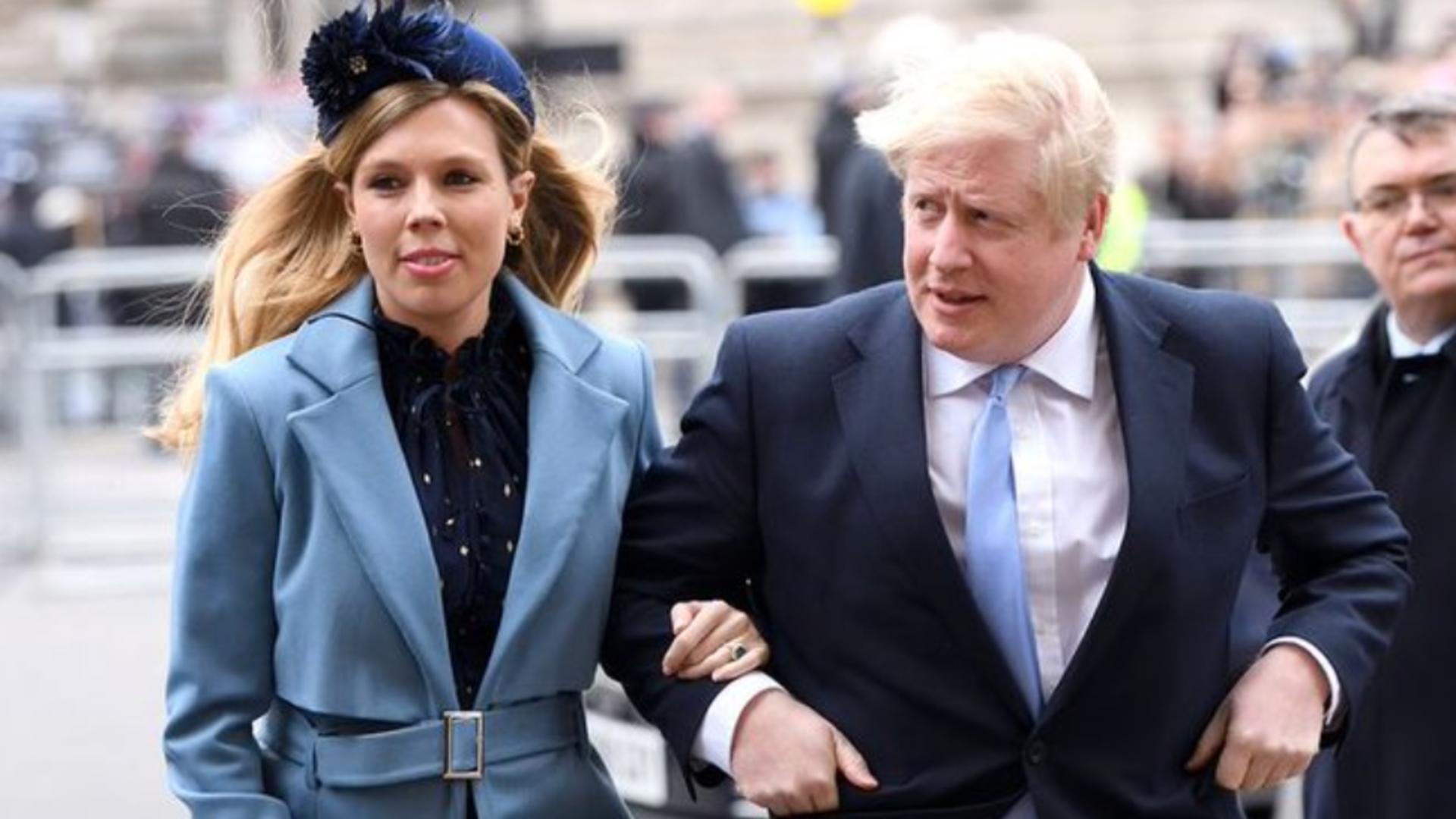 Boris Johnson, din nou tată - Soția premierului britanic, anunț despre al doilea copil
